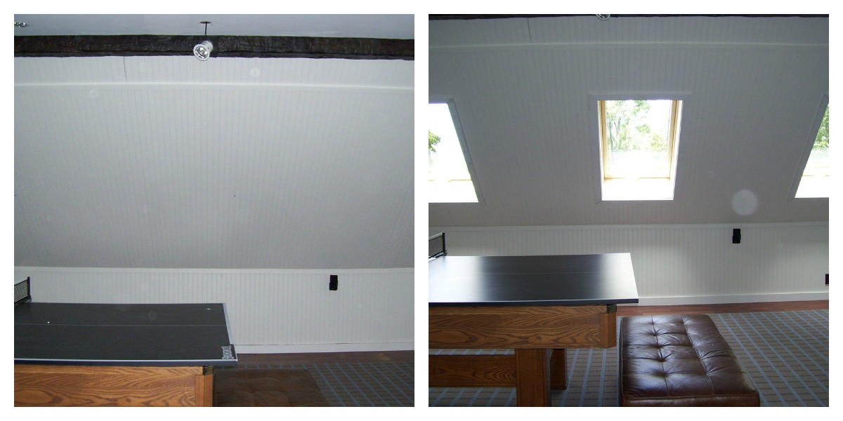 brightern dark rooms, add light to attic spaces, skylight installation natick, new skylights