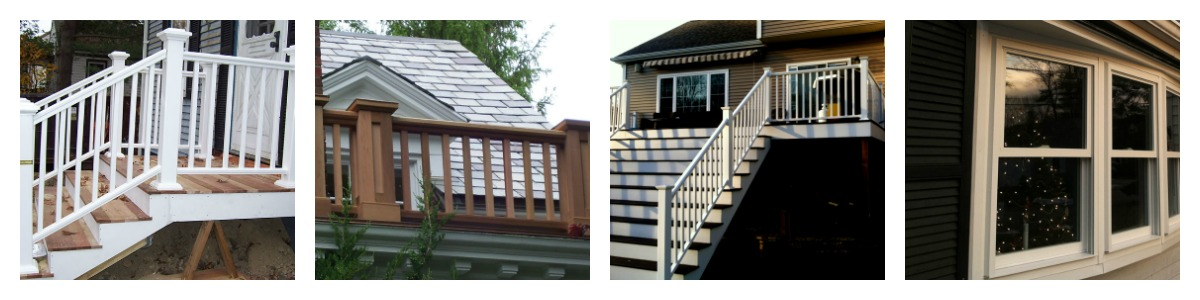massachusetts carpenters, carpentry work in boston, new soffits and trim, deck builders framingham