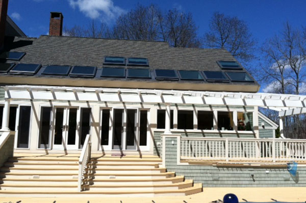 natick home improvement contractors - we install skylights, siding, roofing & windows in Natick, MA