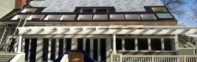 We install new & replacement skylights in Wellesley. Wellesley Siding Installation, Roofers & Licensed Carpenters