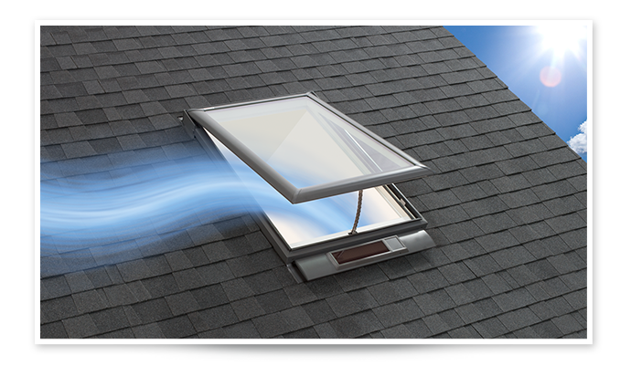 new skylights, skylights that open, skylight installation Natick, boston area skylight installers