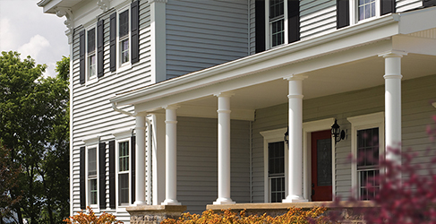 CertainTeed® Monogram® vinyl siding, siding installation in Massachusetts, new siding